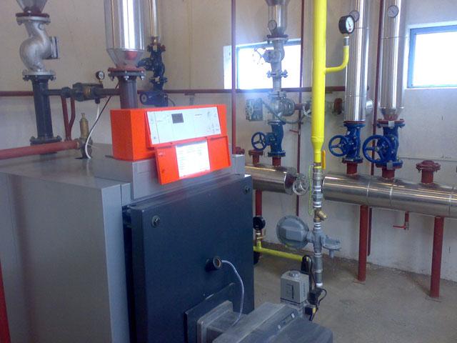 Gasna kotlarnica 250kW