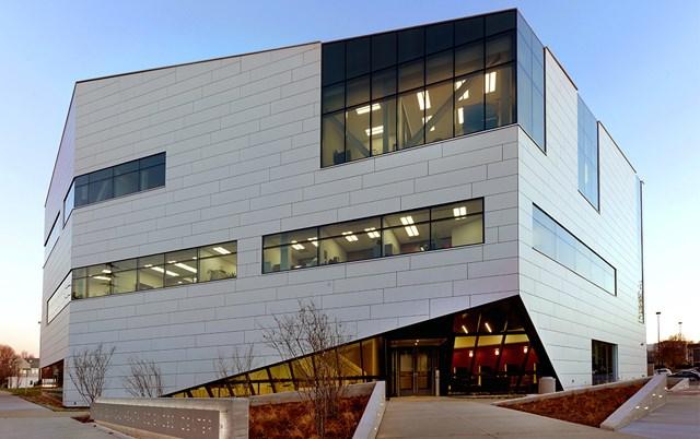 Fasadni paneli-Kliničko-zdravstveni centar, SAD