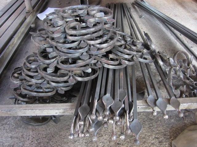 Kovano gvožđe