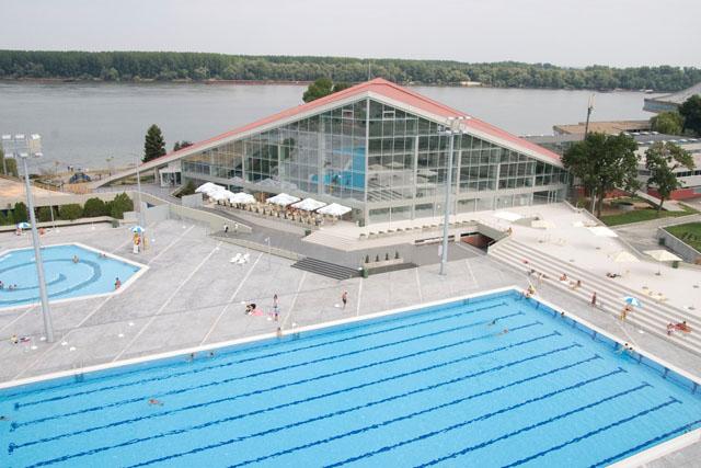Sportsko-rekreativni poslovni centar - Milan Gale Muškatirović, Beograd