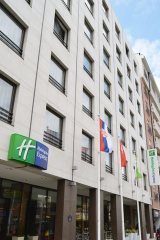 Holiday Inn Express Belgrade – City, Beograd