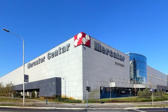 Merkator centar, Novi Beograd