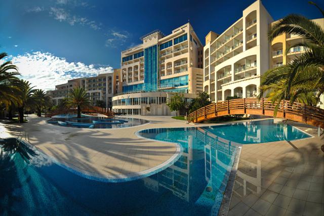 Hotel Splendid, Bečići