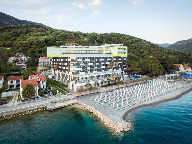 Hotel Park, Bijela, Crna Gora