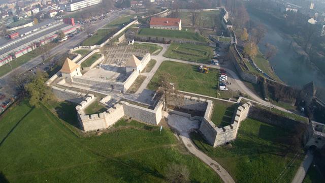 Rekonstrukcija tvrđave Kastel Banja Luka, Bosna i Hercegovina