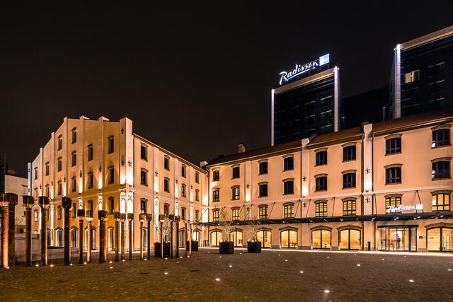 Hotel Radisson Blue Old Mill, Beograd