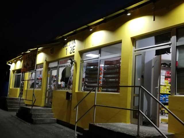 AS ART HTZ oprema maloprodaja i izlozbeni prostor Jajinci, Beograd