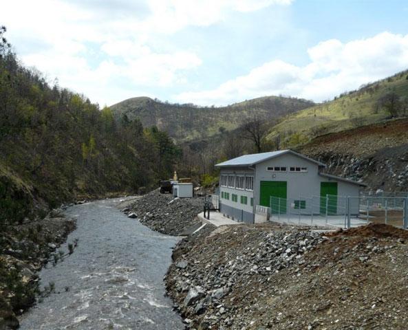 Mala hidroelekrana Beli kamen