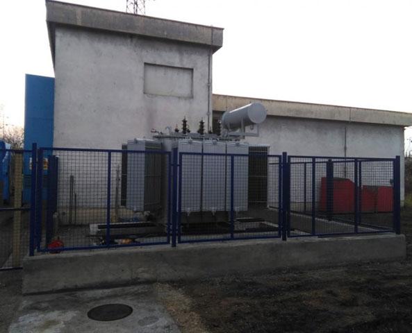 Rekonstrukcija TS 35/10kV, 2x8MVA