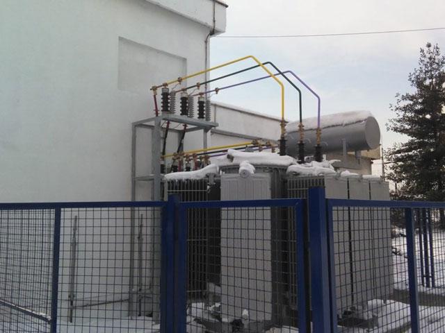 Rekonstrukcija TS TRAYAL 35/10 kV, 1x8MVA sa proširenjem kapaciteta na 2x8MVA - Dograđen novi transformator