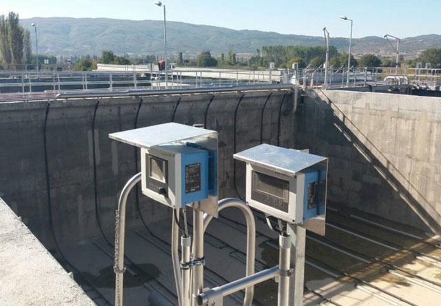 Postrojenje za preradu otpadnih voda u Radovišu