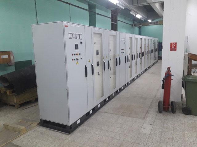 Rekonstrukcija i modernizacija sistema spostvene potrošnje u HE Đerdap 1