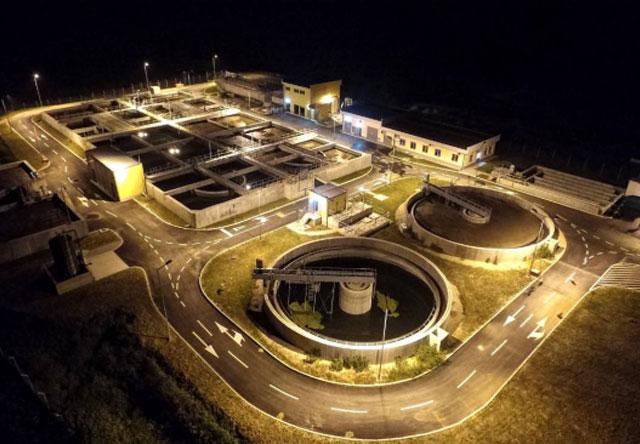 Postrojenje za preradu otpadnih voda u Strumici, Kičevu i Radovišu