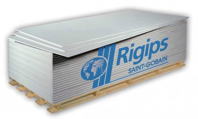 Rigips paleta ploča