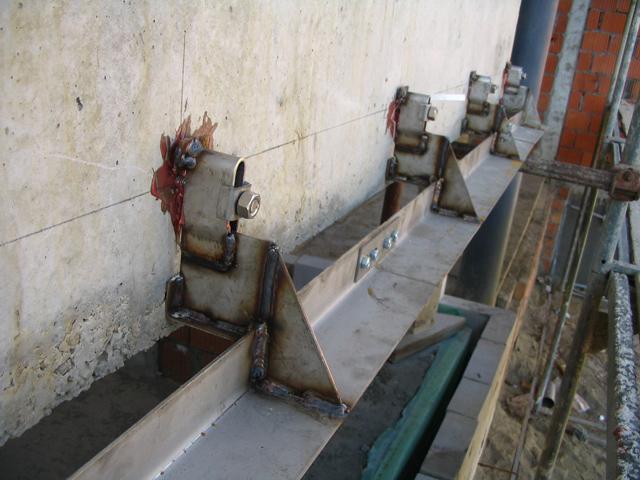 Konzole i sidra za fasadnu opeku