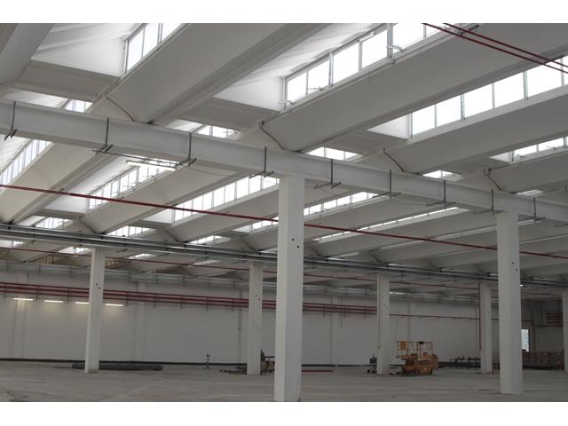 CALZEDONIA Apatin, površina 19.000,00 m², 2014.god. - Izrada i montaža prefabrikovane   betonske konstrukcije