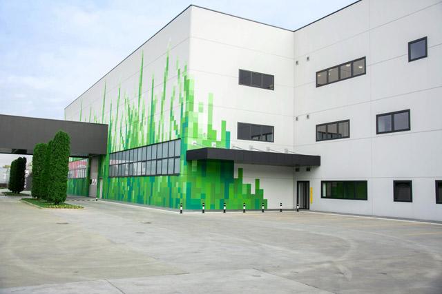 Objekat Drina Plast - 2014. godina, površina 4.300m²