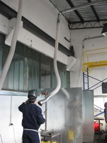 Izrada i montaža sistema za centralnu ventilaciju