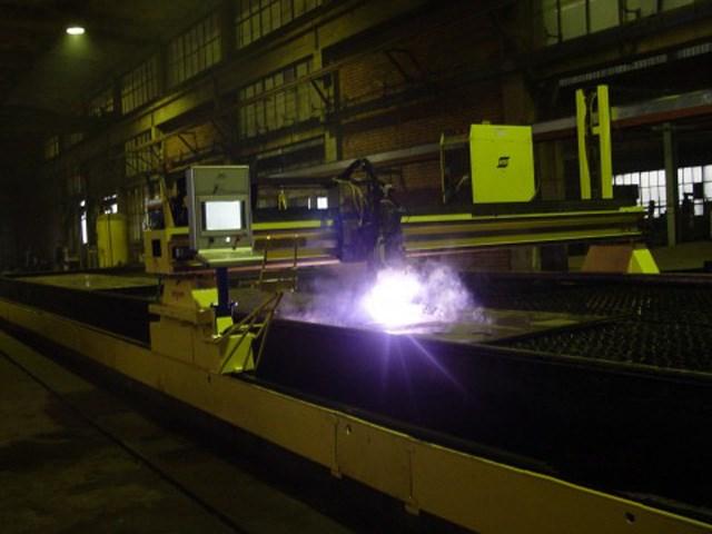 Retrofit CNC mašine za plazma rezanje