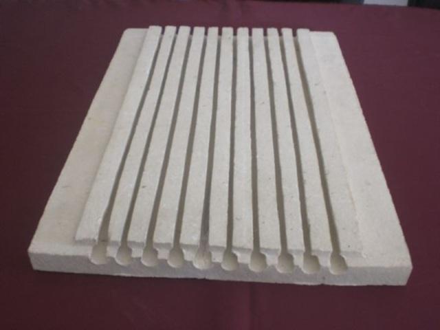 Proizvodi od šamota - Nosač grejača (200x260x40)