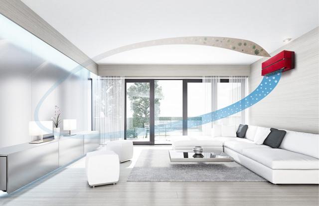 Proizvodni pogoni poslovnog sistema Beohemija, Zrenjanin, klimatizacija i ventilacija oprema Mitsubishi Electric