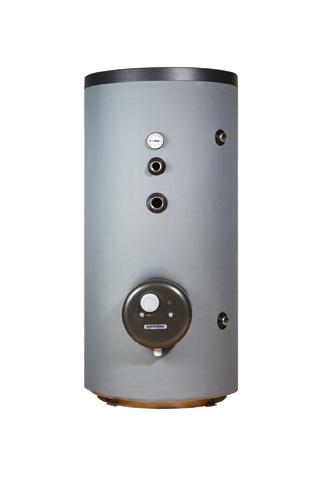 Bojler velike litraže - Inox kazan 200