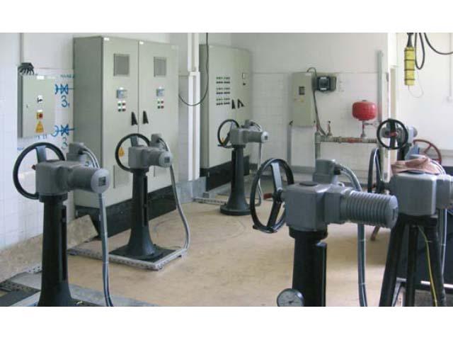Rekonstrukcija elektro dela pumpne stanice - Ada Ciganlija