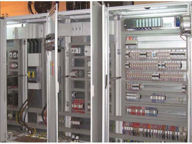 Rekonstrukcija upravljackog sistema linje 4 aglomeracija - US Steel Srbija, Smederevo