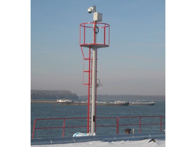 Video nadzor pristaništa