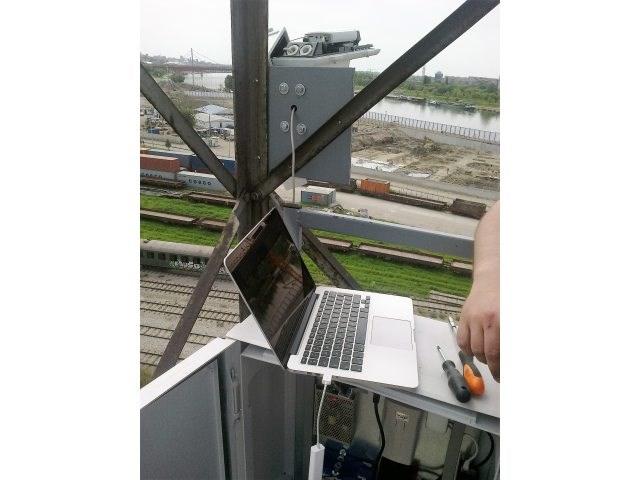 Programiranje IP kamere