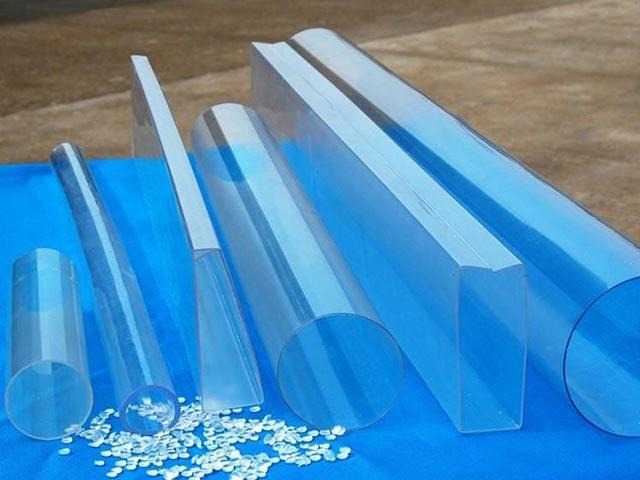 Transparentne cevi svih oblika