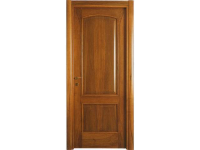 Ekskluzivna sobna vrata od kombinacije punog drveta i furnira