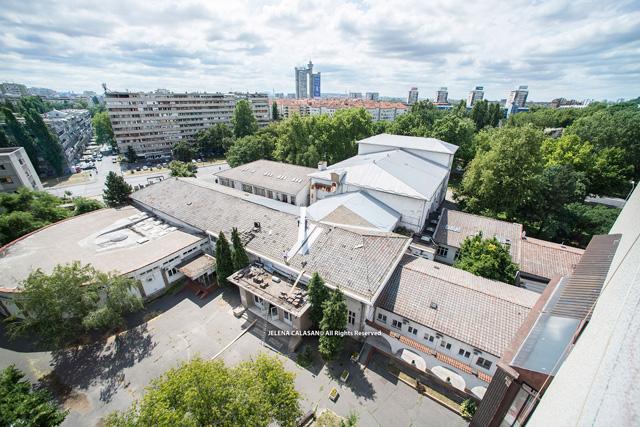 Građevinsko-limarski radovi-Novi Beograd-škola