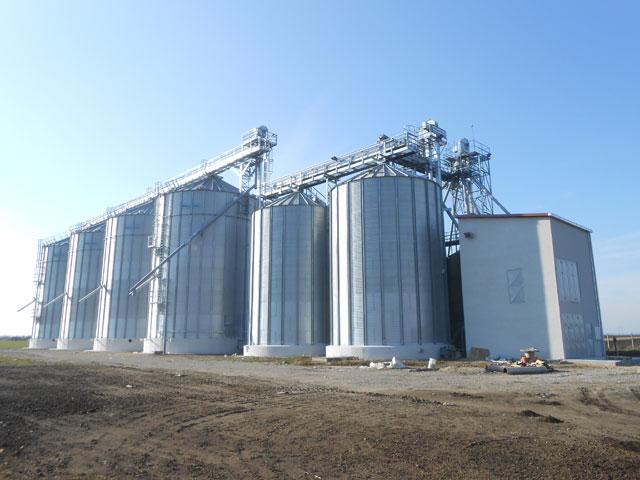 Nadzor nad izvođenjem kompleksa silosa