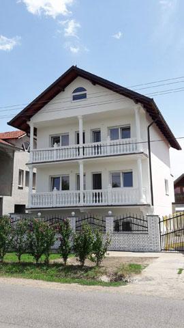 Individualni stambeni objekat - Su+P+1, Inđija