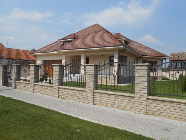 Individualni stambeni objekat - Po+P+Pk, Inđija