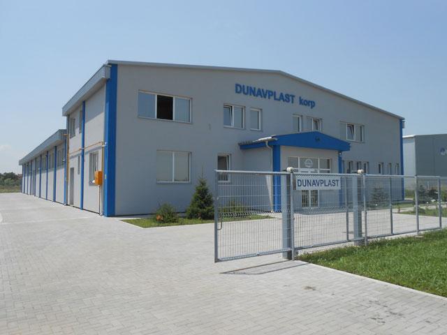 Proizvodna hala Dunavplast - P+0, Inđija