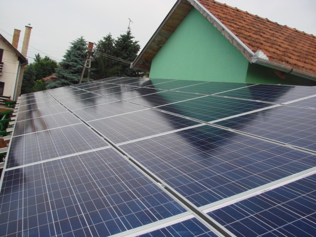 Solarna elektrana u Bačkoj Topoli