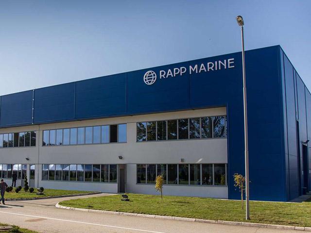 Multifunkcijski tržni centar Rapp Marine, Gruža, 2014.