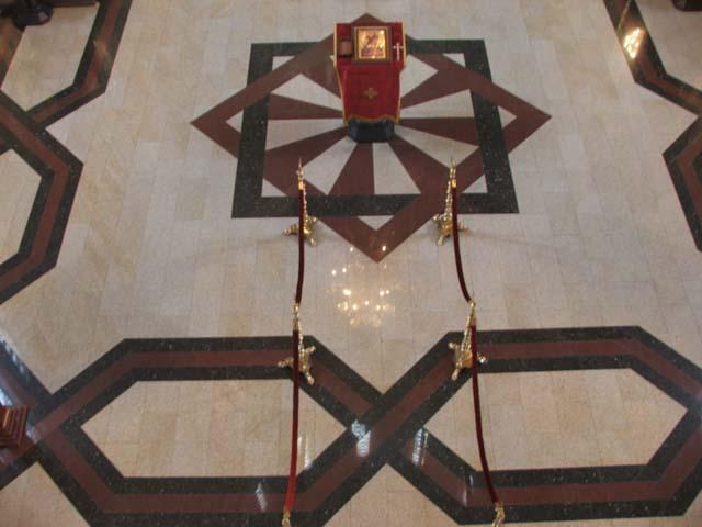 Crkva Svetog Dimitrija, Lazarevac