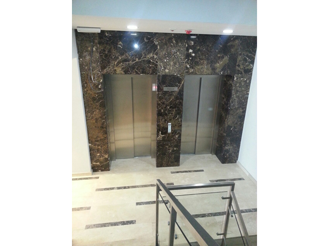 Izrada liftova u Bloku 11, ul. Trešnjin cvet