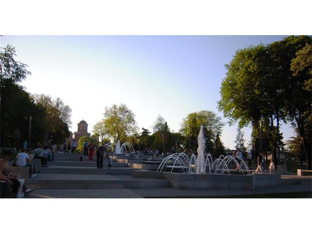 Tasmajdanski park, Beograd