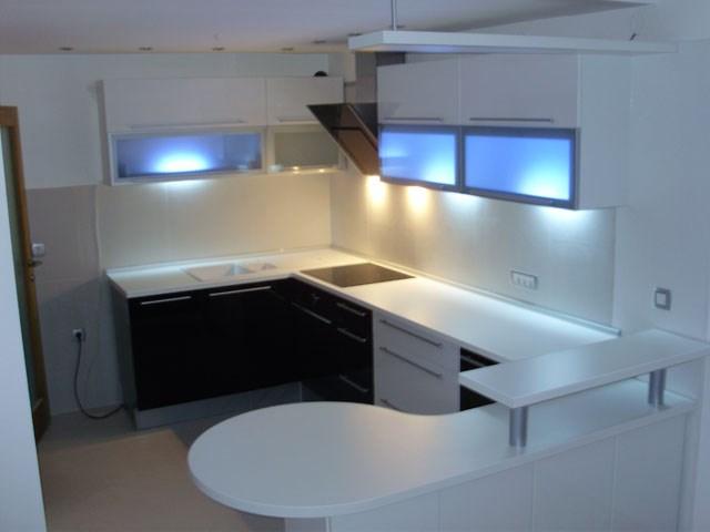 Kuhinja u privatnoj kući