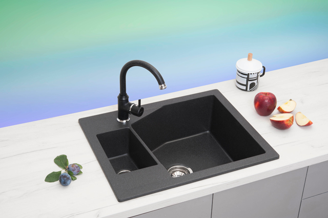 Granitne sudopere - XLinea M 1.5D