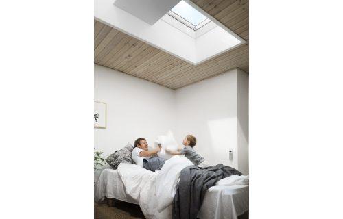 Prozori za ravne krovove