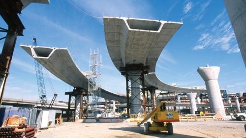 Gradnja betonskog segmentnog mosta