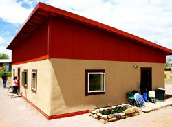 Kuća od bala slame