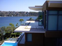 Ravan krov i terasa