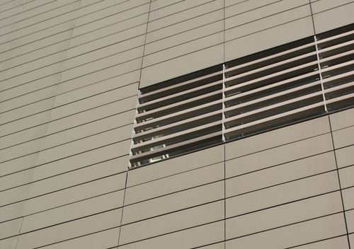 Ventilisane fasade
