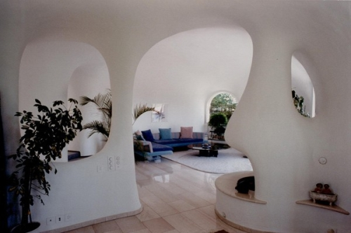 Zemljane ku e u vajcarskoj podse aju na domove hobita for Peter vetsch earth house